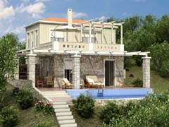 Build with us your Energy saving villa in Greece