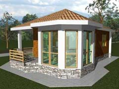 Build with us your vacation house in Greece
